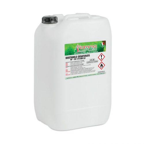 Bioetanolo in Tanica da 25 litri