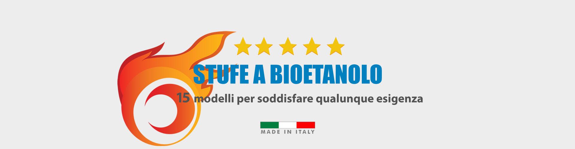 Offerta Stufe a Bioetanolo