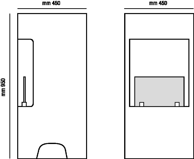 biocamino cortina disegno