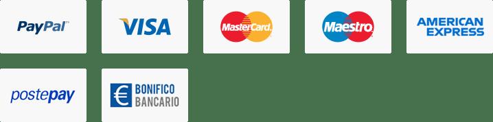 TuttoBioetanolo pagamenti accettati